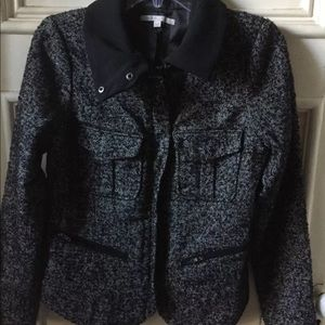 Gap tweed blazer xs